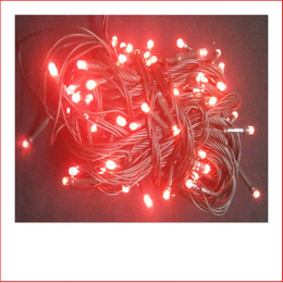 The 100 LED Lights Red are a great size to decorate a small christmas tree or other christmas display pieces like wreaths, garlands, wall trees, topiary balls. Decorating with christmas Led fairy lights is endless as the led lights can be used Indoor/Outdoor and you can create to your imagination. Led Lights can be used on your gutter, roof or your palm tree in the front yard. The beauty of the LED Lights is that they are energy efficient and very little power is used and you can enjoy a joyful Merry Christmas at low energy cost.