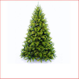 Sierra Nevada Pine 2.13m Hinged  Christmas Tree