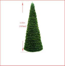 Modular Cone Tree Heavy Duty Deluxe 3.05m Indoor-Outdoor (OD-CONE-100-04)