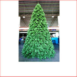 Scandia Spruce 5.03m Dark Green + X Stand