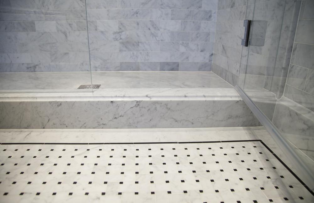 Usage Of Carrara Marble Tiles