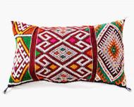 Moroccan Berber Kilim Throw Pilow