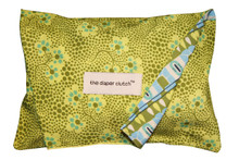 The Diaper Clutch - Forget-Me-Not