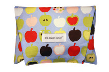 The Diaper Clutch - Apples