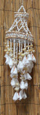 Chandelier Chime with White Chula