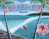 Surfer Girl Brand - Tropical Metal Sign