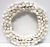 White Shell Wreath