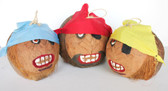 Pirate Coconut Heads - 1 Dozen
