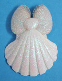 Peach Wing Angel Magnet