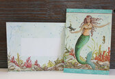 Mermaid Hideaway Note Cards