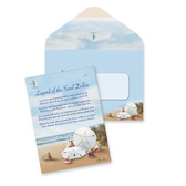 Legend of the Sand Dollar Note Cards