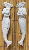 Mermaid Wall Hanging - Set of 2