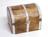 Wood Treasure Box