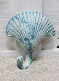 Iron Seashell Hook