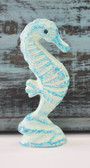 Small Iron Seahorse Figure