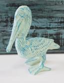 Iron Pelican Figure