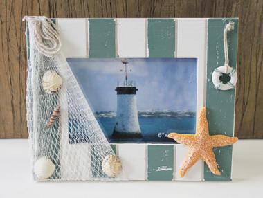nautical 4x6 frame - Nautical Picture Frames