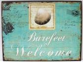 Barefeet Welcome