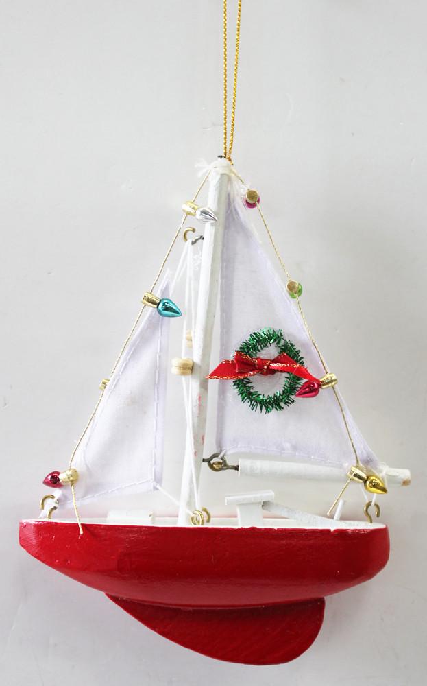 My Sailboat Ornament | Spring Ornaments