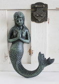Praying Mermaid Iron Hook