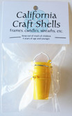 Yellow Craft Buckets