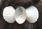 Abalone Mermaid Bling Hair Clip