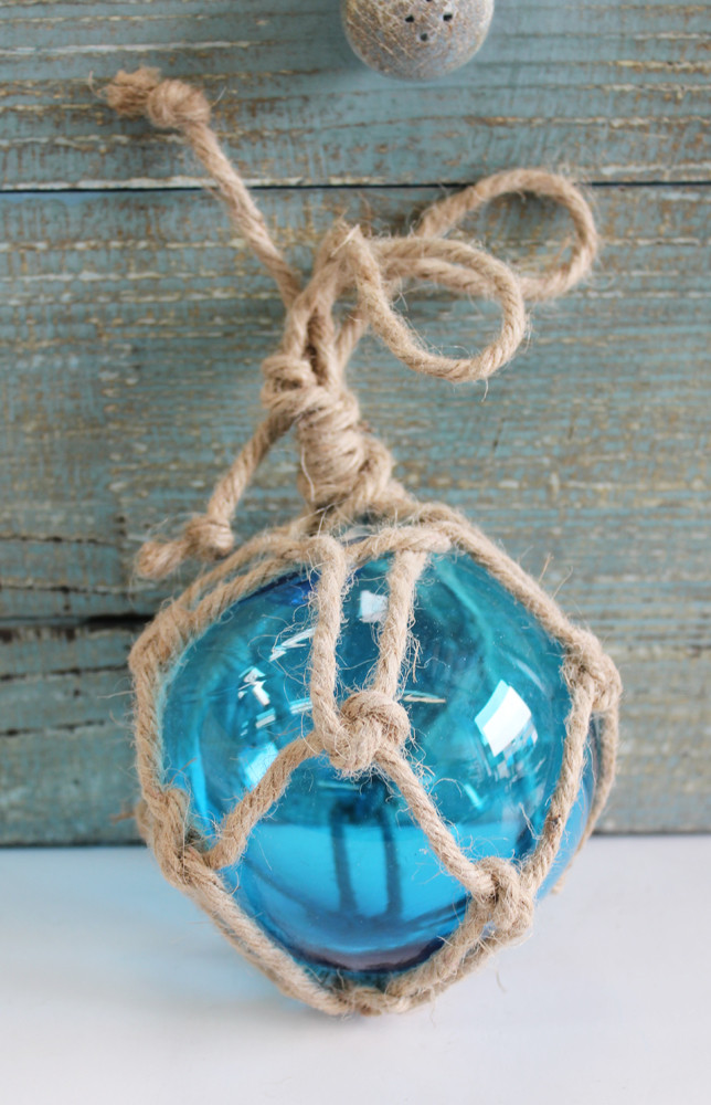 Blue Nautical String Lights : 4