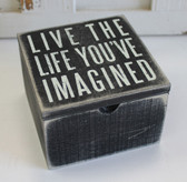 Live the Life You've Imagined - Box