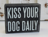 Kiss Your Dog Daily