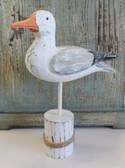 Wood Seagull