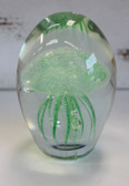 Green Glass Jellyfish