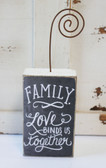 Family - Love Binds Us Together