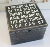 Friend Box