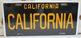 California Black & Yellow