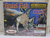 Angel Fish 3D Wood Puzzle