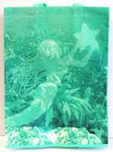 Mermaid Tote Bag with Starfish