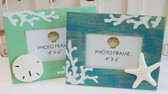 Sanddollar & Starfish Picture Frames