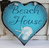 Beach House heart slate
