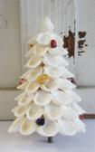 Shell Tree Ornament