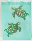 Green Sea Turtles Tote Bag