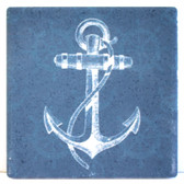 Blue Anchor Coaster