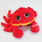 Red Crab Plush