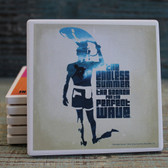 Endless Summer Cut Out Coaster