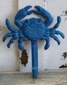 Dark Blue Crab Hook