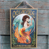Oceanside Mermaid