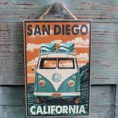 VW Bus San Diego