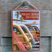 Pacific Beach Woodies
