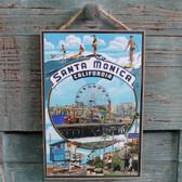 Santa Monica Montage