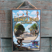 Hermosa Beach Photo Montage