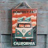 VW Bus Monterey Bay